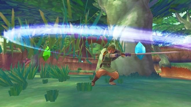 Link, The Legend of Zelda: Skyward Sword